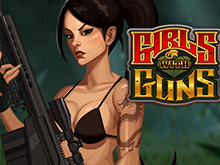 Игровой автомат Girls With Guns — Jungle Heat